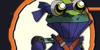 Ninja Gecko