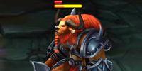 Minotaur Warrior (Brown)