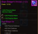 Hope Bringer's Sword