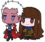 Chibi femc and archer