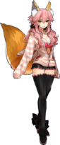 Tamamo no Mae's Sign of Spring's Modern Clothes.png