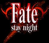 Fate Stay Night - Logo