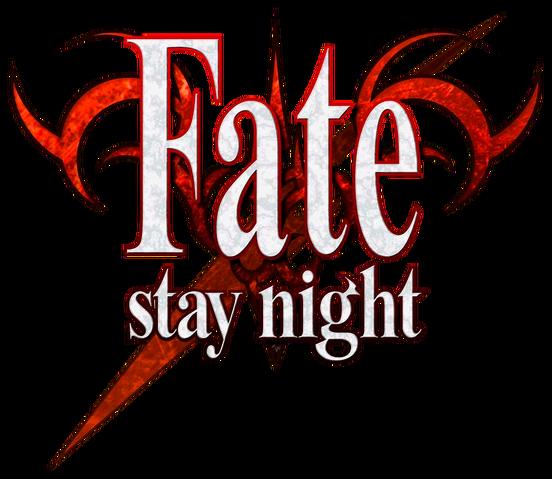 Файл:Fate Stay Night - Logo.png