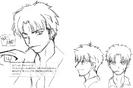 Daisuke sketch