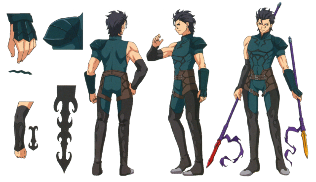 File:Lancer ufotable Fate Zero Character Sheet1.png