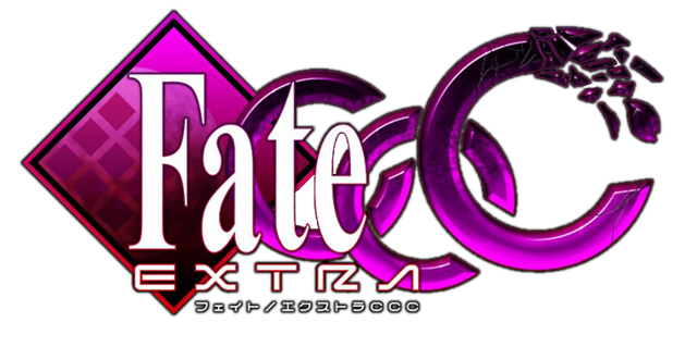 File:Fate Extra CCC new logo.png