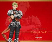 RedRider Wallpaper