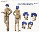 Shinji Carnival Phantasm Character Sheet