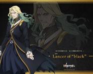 BlackLancer Wallpaper