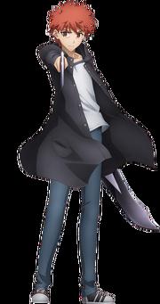 Shirou Emiya Miyu's brother (Anime)