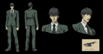 Kuzuki studio deen character sheet