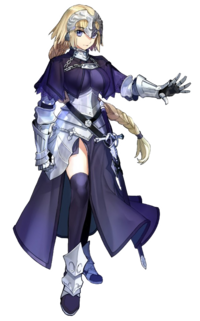Jeanne d'Arc Extella