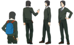 Waver ufotable Fate Zero Character Sheet1