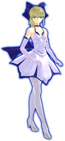 File:Fate Extella Artoria Pendragon's Pure Night Dress DLC.png