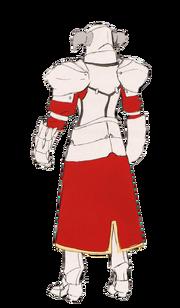 Mordred armour b
