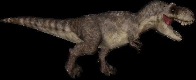 File:Prehistoric park tarbosaurus by misternublarzt2-d4nzdk0.png
