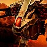 Harvest walker commander