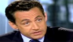 M 25 avril 2007 Nicolas Sarkozy, candidat à l'Élysée, va vanter le «modèle suédois» sur TF1