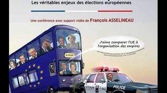 François Asselineau à Londres - Où va L'Europe? (Complet)