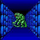 FM lizard man