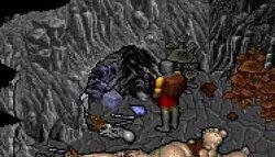 Pit cave