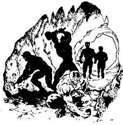 Gargoyles miners