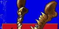 Serpent Jawbone
