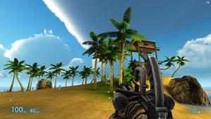 Sabretooth in game