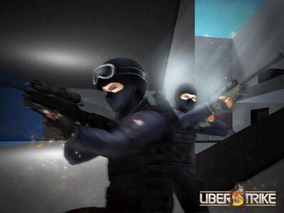 Uberstrike CT Team