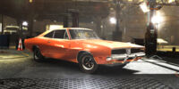 Dodge Charger R/T HEMI (1969)