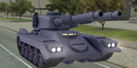 Type-61 MBT