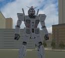 RX-78-3 Gundam G3