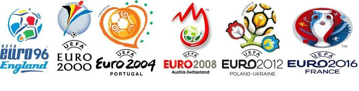 UEFA European Championship header