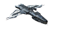 Scout Ship Fox
