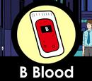 B Blood