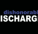 Dishonorable Discharge