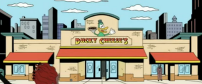 Ducky Cheese's