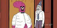 Blob Gets Job