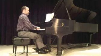 Bela Bartok, Pentatonic Melody (MK2)