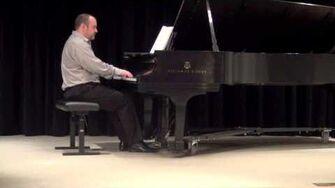 Johann Sebastian Bach, Little Prelude in F, BWV 927
