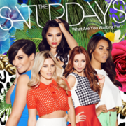 The Saturdays What Are You Waiting For (Official Single Cover)