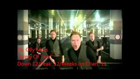 Official UK Singles Chart Top 100 - Week ending 4th May 2013 - 51 to 100-0