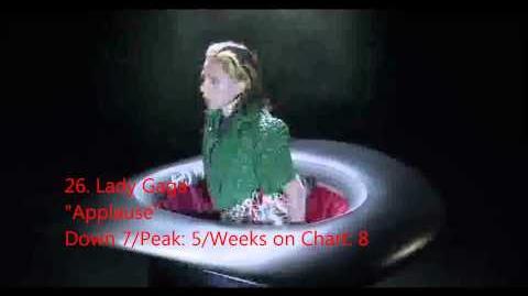 Official UK Singles Chart Top 50 - Week ending 12th October 2013