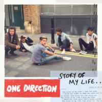 One Direction - Story of My Life (Official Single Cover)
