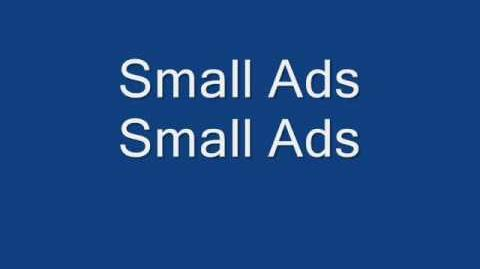 Small Ads - Small Ads HQ Audio