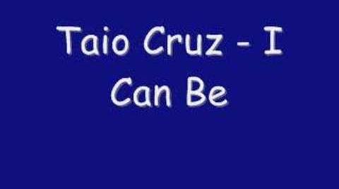 Taio Cruz - I Can Be With Lyrics