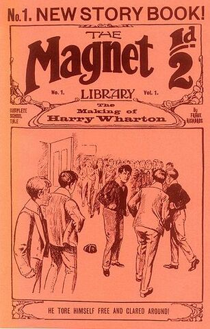File:The Magnet (vol. 1, issue 1) - front cover.jpg