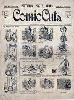 ComicCuts 001