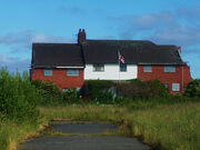 House - Birkenhead North End - Union Jack