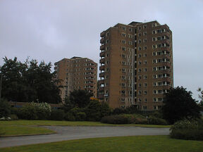 Holte Estate Priory Rd Aston Birmingham